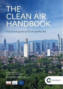 The Clean Air Handbook
