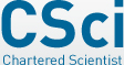 Bob Thomas awarded Chartered Scientist (CSci) status